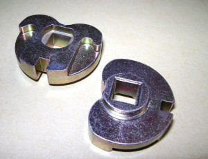 entry lock components