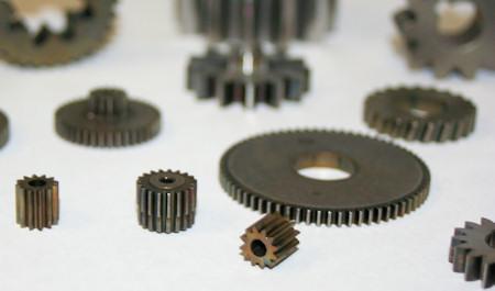 various powder metal gears