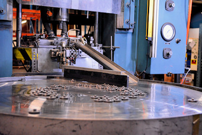 compacting and pressing parts