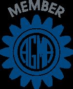 A G M A logo